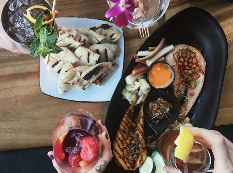 An icon of Denver's dining scene, Linger is known for putting a farm-to-street spin on ethnic eats.