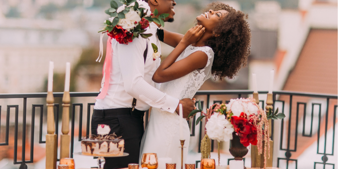 KEEP CALM AND MARRY ON A study by wedding registry Zola found that 71 percent of people find planning a wedding more stressful than other major life events like finding a new job.